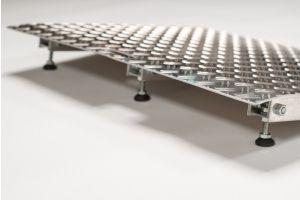 Rekenmodule verstelbare aluminium drempelhulpen