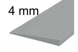 Drempelhulp 4 mm grijs